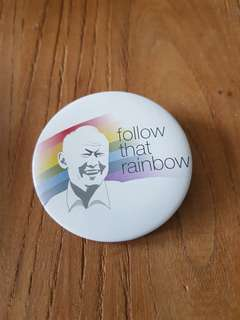 Follow that Rainbow Badge