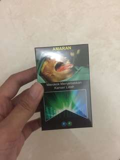 Rokok Marlboro Malaysia
