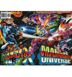 ONSLAUGHT: MARVEL UNIVERSE #1 (1996) One-shot