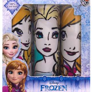 Frozen Handkerchief Set of 3