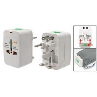 Travel Adapter (Have 1 USB port)