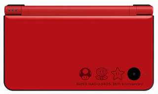 Nintendo DSi XL, 25th Anniversary Mario Kart Limited Edition