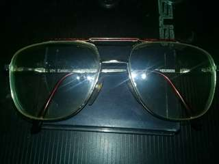 Have one to sell? Sell now  Van Heusen VH Eaton FlexPads Eyeglass Frames glasses Made in Italy