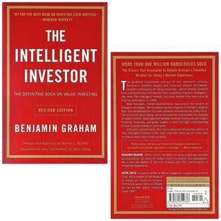 NEW STOCK COMING SOON - The Intelligent Investor