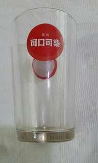 約50,60年代可口可樂玻璃柸😊😄😅😆