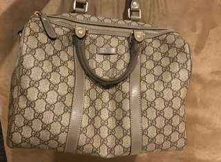 BEST PRICE! AUTHENTIC GUCCI GG CANVAS