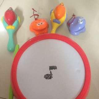 Elc Music Instrument
