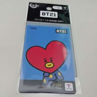 (WTS) BT21 Tata Tmoney