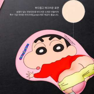韓國蠟筆小新mouse pad