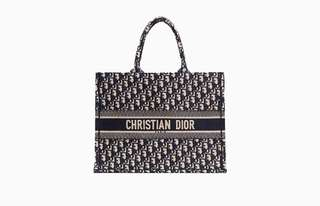 Dior Monogram tote bag