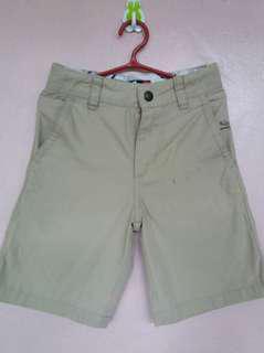 QUIKSILVER khaki brown shorts