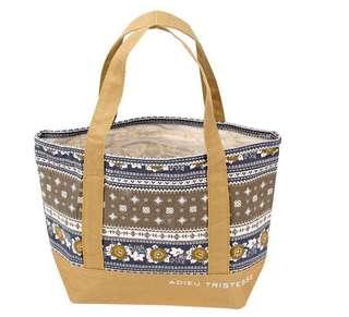 ADIEU TRISTESSE 便當袋 飯盒袋 手提袋