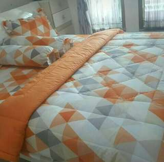 Sprei Homemade Triangle