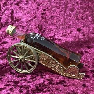 COURVOISIER 拿破崙vsop酒辦5cl帶鐵炮架
