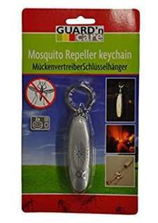 (293) Guard' n Care Mosquito Repeller Keychain
