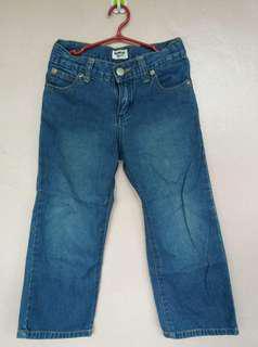 OSHKOSH denim pants for boys
