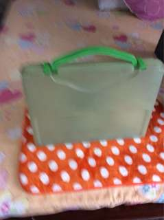 Hard Plastic Document bag