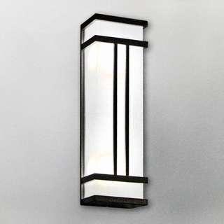 【中悅生活家具】戶外2燈壁燈2037~附發票 燈 燈具 燈飾 美術燈 大廳壁燈 大型壁燈