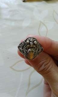 Cincin Perak Barong
