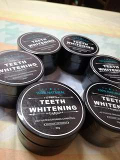Teeth Whitening (Activated Charcoal Powder)