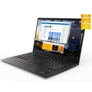 "Lenovo ThinkPad X1 Carbon (6th Gen) Laptop 14"" Non-Touch"