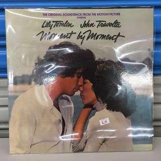 "Soundtracks Lily Tomlinson John Travolta 12"" LP"