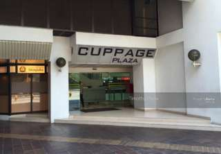 CUPPAGE PLAZA