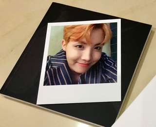 [WTS] BTS J-HOPE PHOTOCARD WINGS