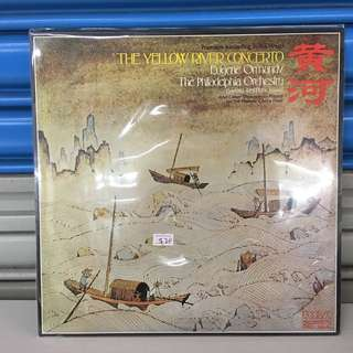 "The Yellow River Concerto 12"" LP"