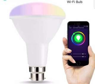 (126) LOHAS Wifi R95 10W B22 Bright LED Smart Bulb