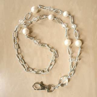 Corporate Pearls Id Lace