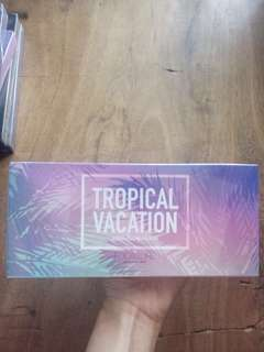 [RESTOCK] Eyeshadow pallete focallure tropical vacation