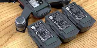 Dji spark 機身電池專用防塵塞battery protectors