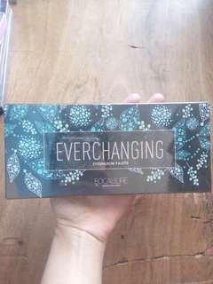 Eyeshadow pallete focallure everchanging