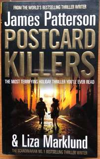 James Patterson Postcard Killers