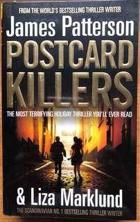 James Patterson Postcard Killers