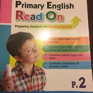 Read On Comprehension P2