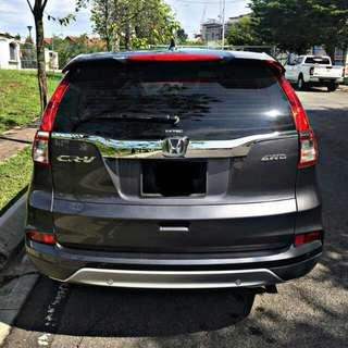 HONDA CRV 2.0(A) 2015