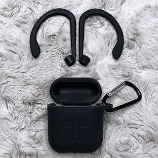 AIRPODS CASE with ANTI LOST HOOK