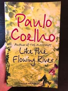 Like the Flowing River Paulo Coelho