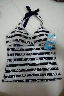 Halter swimwear top