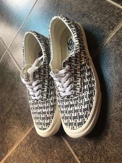 Vans era 95 x Fear of God Reissue