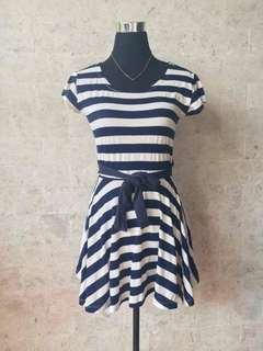 Stripey Sunday Dress