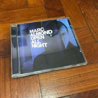 Marc Almond - Open All Night (US) CD Album