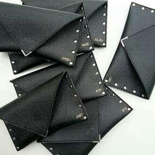 Personalize Envelope Wallet