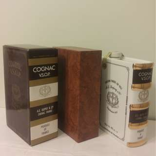 (470) A.E.Dupuy VSOP 700ml 40% (有盒) 日本法國舊酒洋酒威士忌白蘭地干邑拿破崙whisky brandy cognac xo vsop napoleon