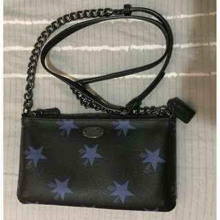 Original Coach Quinn Crossbody in Star Canyon Print Coated Canvas
