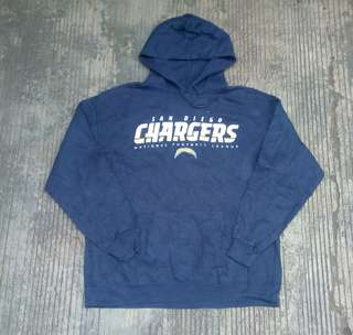 NFL Chargers size L