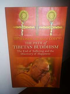 The Path of Tibetan Buddhism: The End of Suffering and the Discovery of Happiness