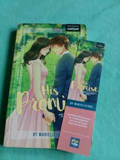 His Promise by marielicious (wattpad published book)